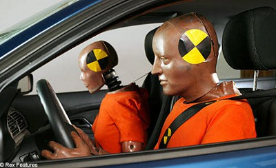 Crash Dummies of Love