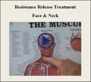 Resistance Release Work With Mike - Face