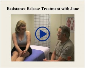 Resistance Release Work With Jane
