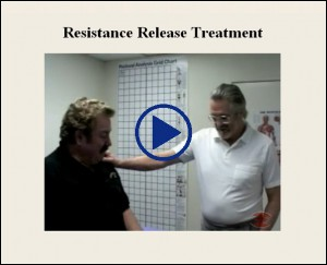 Resistance Release Work With Mike