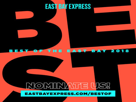 Best of the East Bay 2018