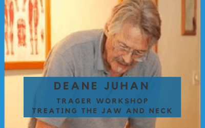 Trager Workshop: Treating the Jaw and Neck
