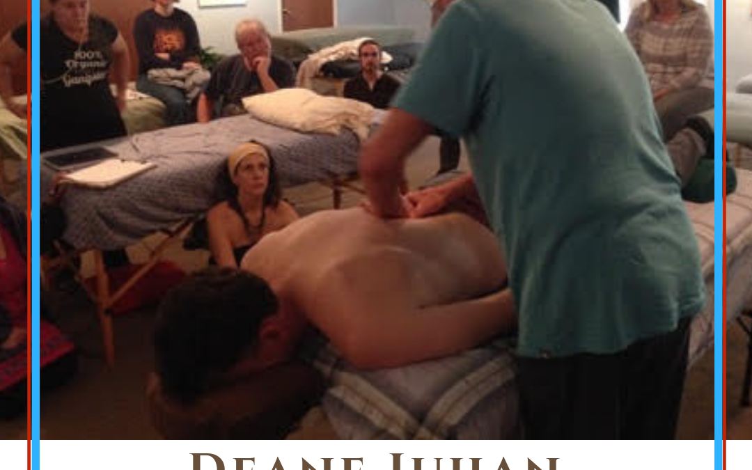 Deane Juhan Workshop: Anatomy for Bodyworkers, Part 2