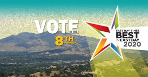 Vote for Deane Juhan Best in East Bay 2020
